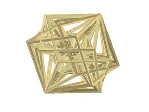 Hypercube and Hyper-Hyperboloid