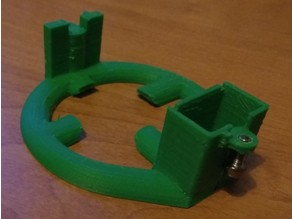 Duct for Anycubic 4MAX Pro