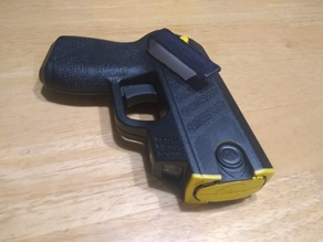 Stick-on IWB Belt Clip