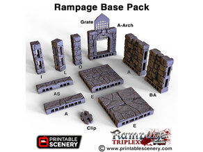 Rampage OpenLOCK Base Pack