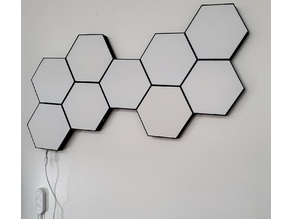 Led Hexagonal Panels