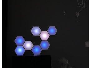 Super Simple HexaLeaf RGB LED Lamp