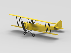 Avro 631 - Building kit for kids