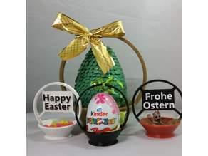 Easter basket Osterkorb