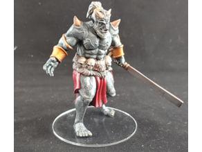 1-54 - Ogre Warlock