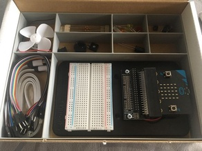 Kitronik Micro:bit Inventor´s kit Sorting