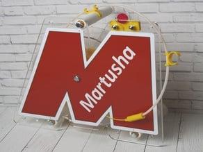 Shorter version (v03) endpoint for Martusha Filament System tube