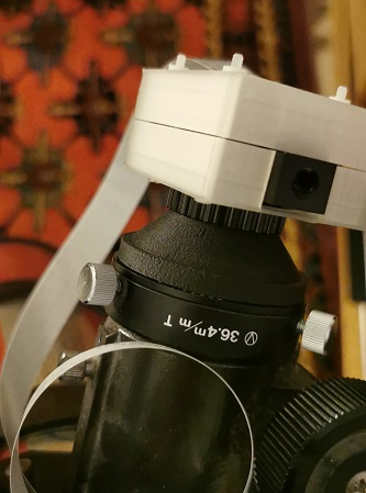 T-Mount to C-Mount Adapter