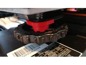 Ender 3 Pro Bed Leveling Lock/Discretizer