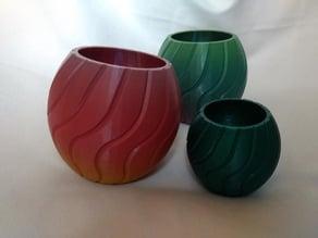 Plant pot, Vase, pencil holder