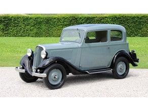 Simca 6 CV/Fiat 508 Balilla 1936
