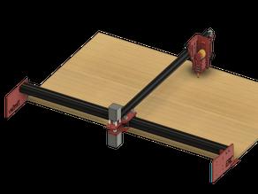 ERC TimSav - Cheap DIY CNC Foamboard Cutter