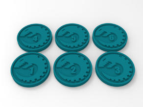 Genestealer Cults Objective Markers