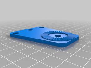 DTD G-code Adapter Plates