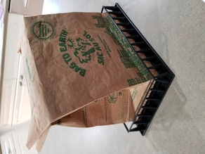 Composting Bag holder