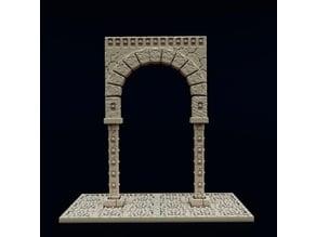 Necropolis Arch
