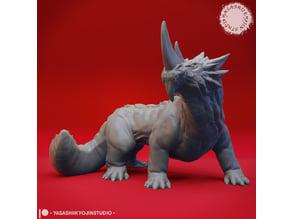 Guard Drake - Tabletop Miniature