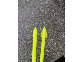 Arrows for sliding legolini