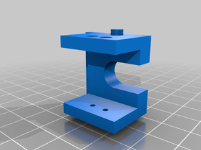 DJI camera mount for ImpulseRC Alein 5 inch