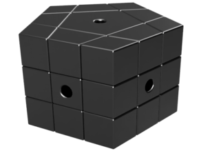 """Megaminx Prism"" (Pentagonal 3x3)"