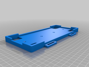 Harbor Freight Ammo box mounting plate