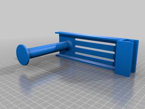 Nestable filament holder - Creality Ender 3