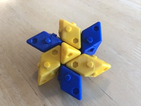 Parallelepiped Lego