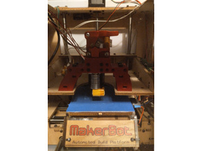 A direct-drive E3D V6 Extruder for the Thing-O-Matic - The MK5 Evolution