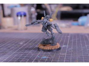 Commander Shadowsun Maneuver Thrusters