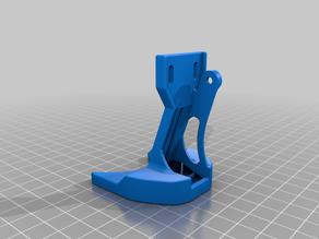 Fan duct 5015 for Sapphire Pro