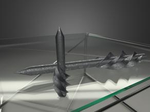 Air Duster Rocket