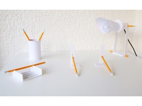Pencil+ - Memo Holder/ Post It Stand