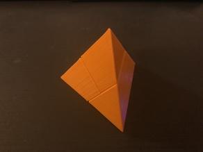 Brain teaser KHEOPS the Pyramid / Casse tête KHÉOPS La Pyramide