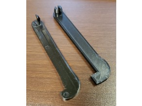 Toyota Camry armrest bumpers