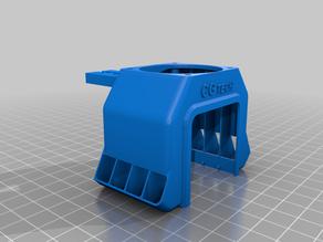 Prusa i3 MK3 Extruder Stepper cooler