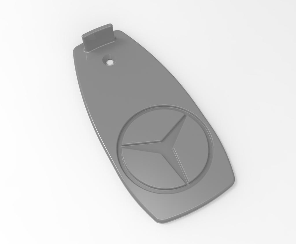 Mercedes Key Fob Holder