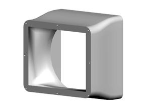 140mm Version HEPA + Active Carbon Filter for 3D Printer Housing