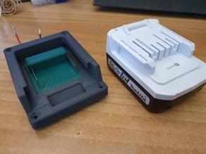 Makita 14.4v  Battery Adapter