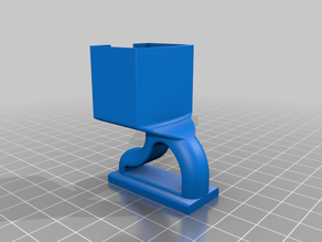 Cold shoe mount for Osmo Pocket