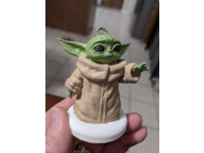 Grogu Keychain / Ornament