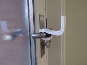 Universal handsfree door opener