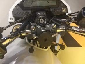 X-grip Honda Hornet pc41 holder