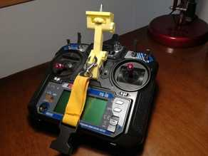 FlySky FS-i6 FS-i10 phone mount M6