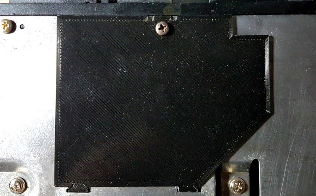 Yamaha YIS-805 bottom cover