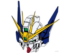 Wing Gundam Zero Relief