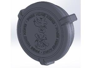 3M Filter Cartridge replacing Cap