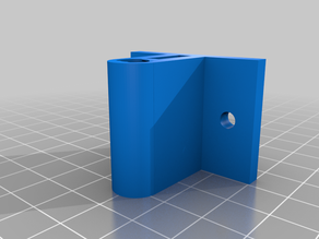 Woodpecker 3018 Y axis T8 Nut and support Petg