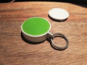 Somfy Key Fob Battery Cover Replacement