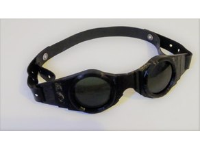Riddick Glasses