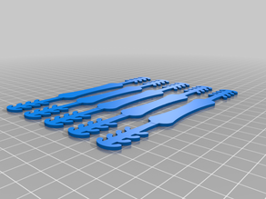 Face Mask Clip (Small Print for Smaller Printers)